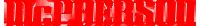 McPherson Trademark Logo