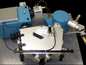 Deep Ultraviolet Spectrometer for luminescence, phosphors, photoemission applications
