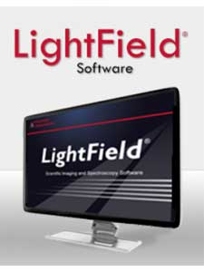 Technical Data sheet describing LightField Scientific Imaging & Spectroscopy Software